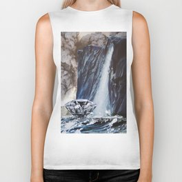 Diamond Sea Biker Tank