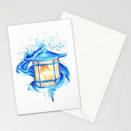 Light up my path Stationery Cards