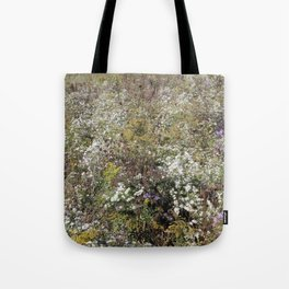 Foreign Fields Tote Bag