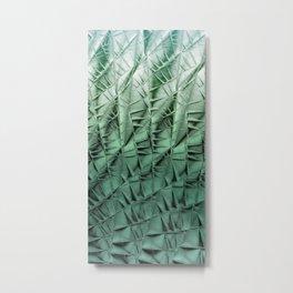 Cactus wall Metal Print