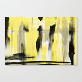 Spirit Abstract Canvas Print