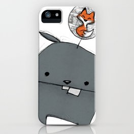 minima - rawr 01 iPhone Case