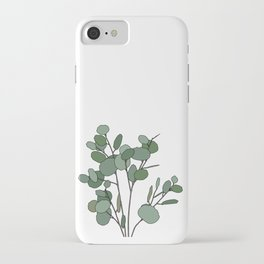 Silver Dolla Makes You Holler iPhone Case