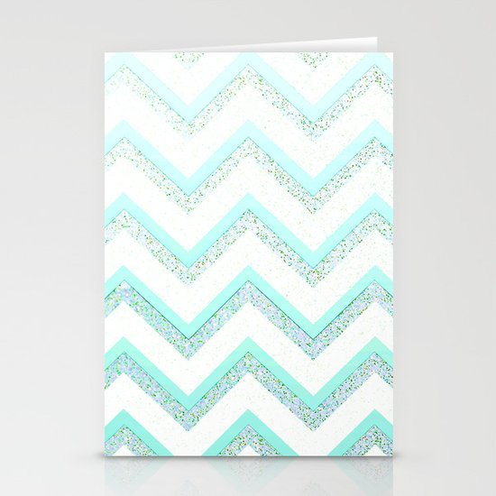 NUDE MINT  Stationery Cards
