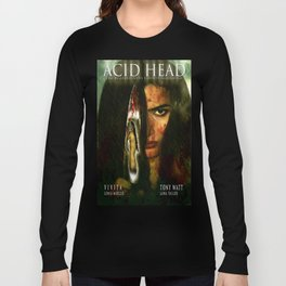 Acid Head: The Buzzard Nuts County Slaughter (2011)' - Movie Poster Long Sleeve T-shirt