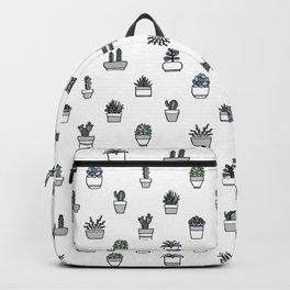 Succulents Backpack