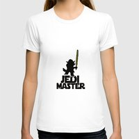 jedi T-shirts featuring JEDI MASTER by G3no
