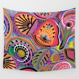 Biology of Bliss Wall Tapestry