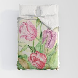 Old Bulbs & Seeds Pack Comforters