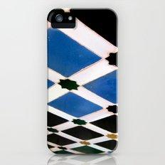 Geometric Love II iPhone (5, 5s) Slim Case