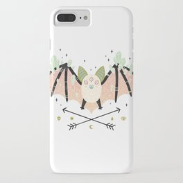 Crystal Bat iPhone Case