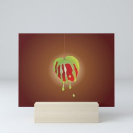 Poison Apple Mini Art Print