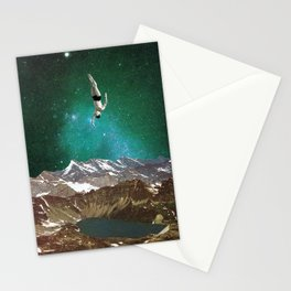 Forgot I was here Stationery Cards