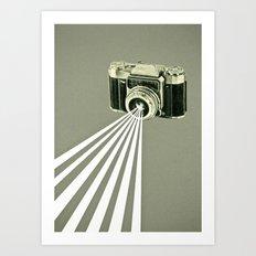 Depth of Field Art Print