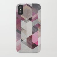 nordic iPhone & iPod Cases featuring Nordic Combination 22 Y by Mareike Böhmer