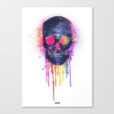 Skullor Canvas Print