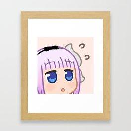 Kanna Kamui Framed Art Print