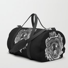 Berlin Bear King Duffle Bag