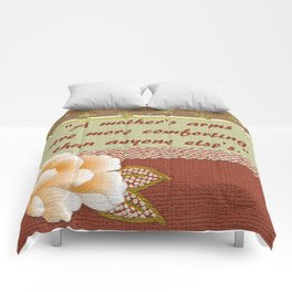 A Mother's Arms Comforters
