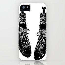Chuck Feet iPhone Case