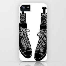 Chuck Feet iPhone Case