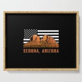 Sedona, Arizona: Cathedral Rock Serving Tray