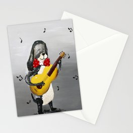 New song Stationery Cards