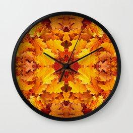 Autumn moods n.12 Wall Clock