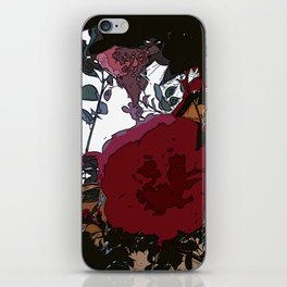 Abstract Roses iPhone Skin