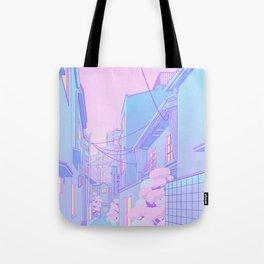 Osaka Morning Tote Bag