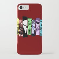 soul eater iPhone & iPod Cases featuring Soul Eater by feimyconcepts05