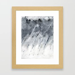 Plausible Weather Explorations 2 Framed Art Print