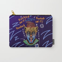 Dope Creates Monsters Raw Carry-All Pouch