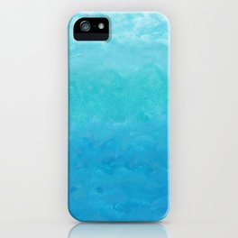 Water Water Color iPhone Case