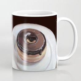 Chocolate Donut Coffee Mug