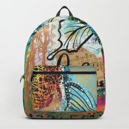 Live Iife Inspired Backpack