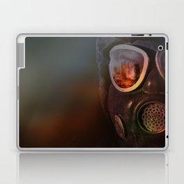Fire in the eyes Laptop & iPad Skin