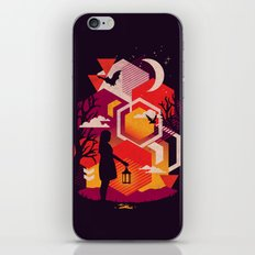 Illuminates iPhone & iPod Skin