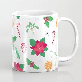 Christmas mood pattern Coffee Mug
