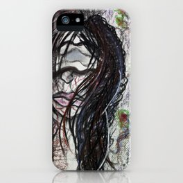 You Will Hinder My Growth No More Love iPhone Case