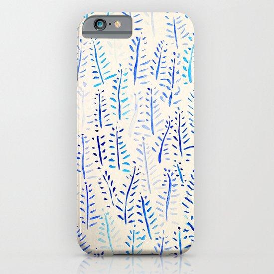 Blue Fern iPhone & iPod Case