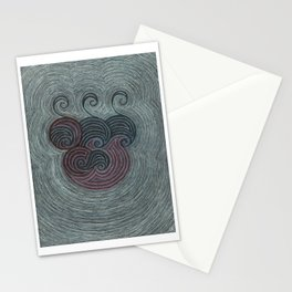 Wave Origins Stationery Cards