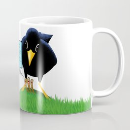 Blackbird with a Chorus Coffee Mug