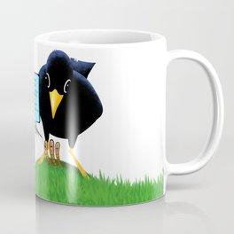 Blackbird with a Chorus Coffee Mug