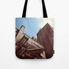 L O O K . U P . Tote Bag