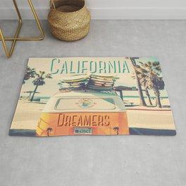 California dreamers Rug