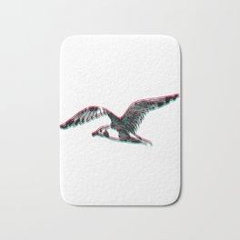 Bird Native birds songbird seagull gift Bath Mat
