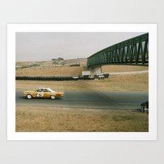 Sonoma Historic Motorsports Festival 2016 Art Print