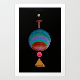 3A2 Art Print
