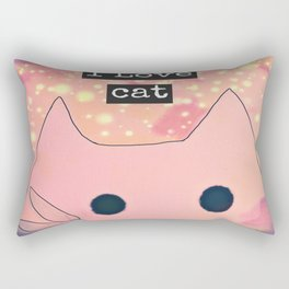 cat-67 Rectangular Pillow
